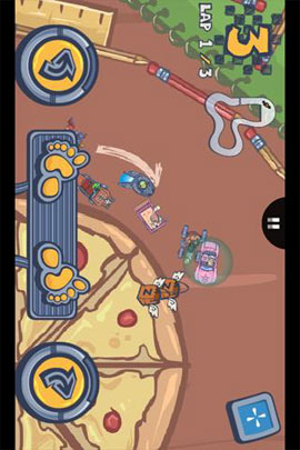 Mini Z Racers Android