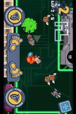 دانلود Mini Z Racers 1.1.0 – بازی مسابقات هیجان انگیز اندروید