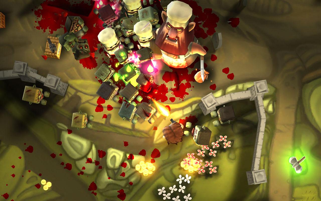 دانلود Minigore 2: Zombies 1.28 – بازی مینیگور 2: زامبی اندروید + مود