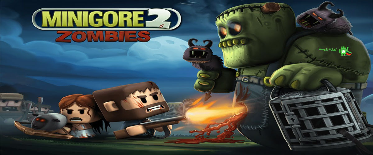 دانلود Minigore 2: Zombies - بازی مینیگور 2: زامبی اندروید + مود !