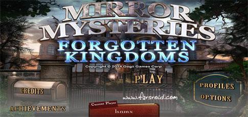 دانلود Mirror Mysteries 2 Full - بازی ماجراجویی خارق العاده اندروید + دیتا!