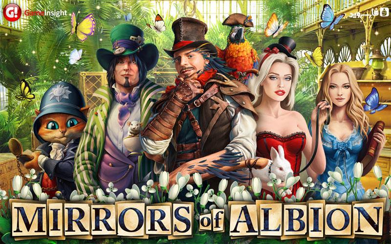 دانلود Mirrors of Albion 5.5 – بازی آینه های آلبیون اندروید + دیتا