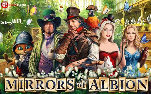 دانلود Mirrors of Albion - بازی آینه های آلبیون اندروید + دیتا