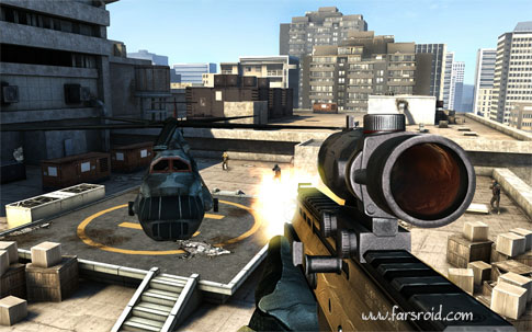 Download Modern Combat 3: Fallen Nation Android Apk + Obb - New