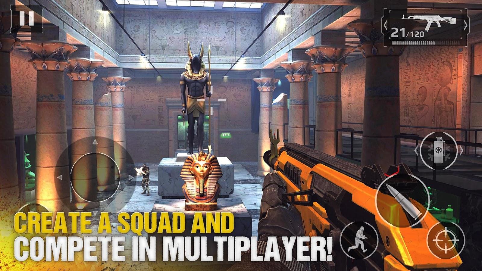 Modern Combat 5: Blackout - بازی اندروید