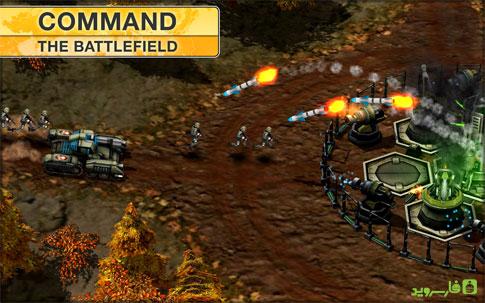 دانلود Modern Command 1.10.1 – بازی فرماندهی مدرن اندروید + مود + دیتا