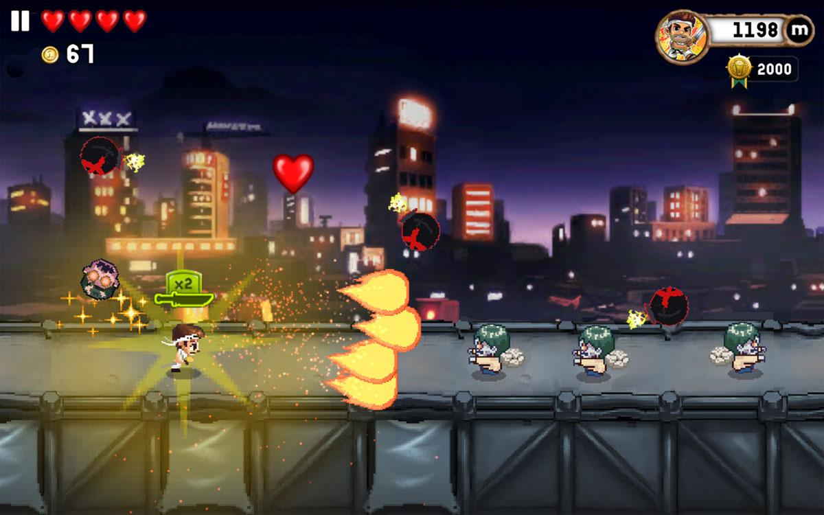 دانلود Monster Dash 3.9.4756 – بازی آرکید حمله هیولا اندروید + مود