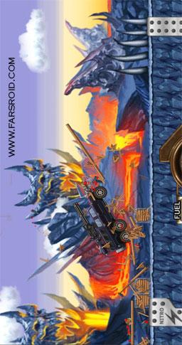 دانلود Monster Dash Hill Racer 1.7 – بازی تپه هیولا اندروید!