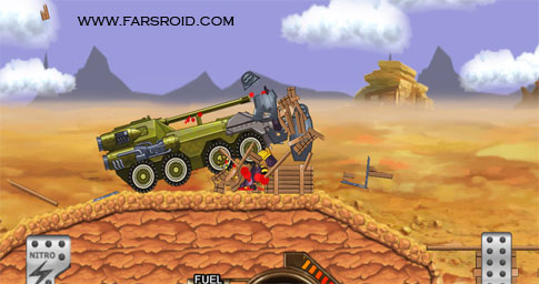 Download Monster Dash Hill Racer Android Apk + Mod - Google Play
