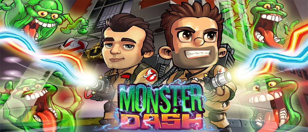 دانلود Monster Dash - بازی حمله هیولا اندروید + دیتا