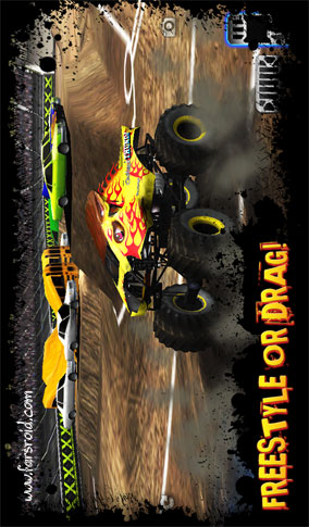 Monster Truck Destruction™ Android بازی اندروید