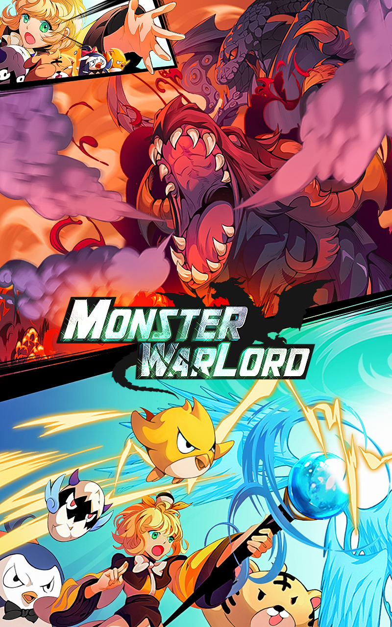 Monster Warlord Android