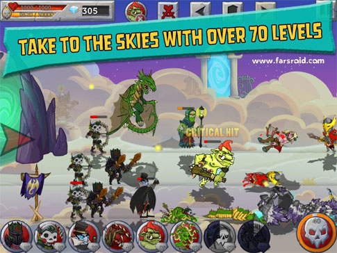 Download Monster Wars Android Apk + Obb - New FREE Google Play