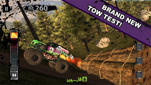 MonsterJam Android