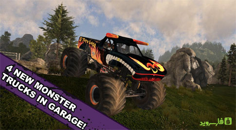 Download MonsterJam Android Apk + Mod + SD Obb - Google Play