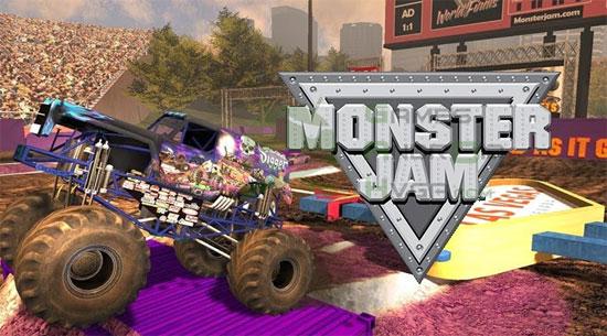 دانلود MonsterJam - بازی ماشین هیولا اندروید + دیتا