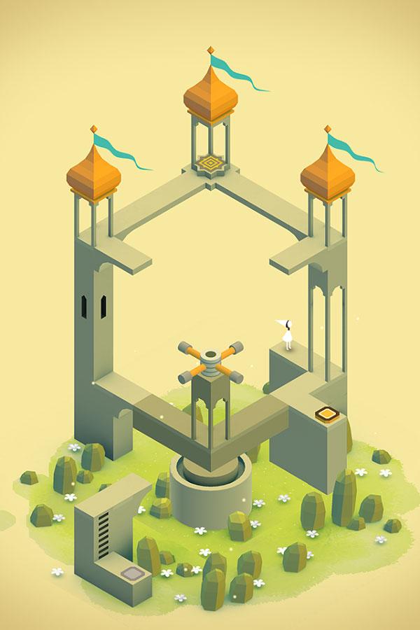 Monument Valley - بازی رایگان اندروید