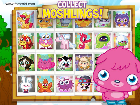Download Moshi Monsters Village Android Apk - New Google Play
