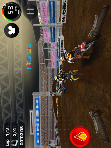 Moto Racer 15th Anniversary Android بازی اندروید
