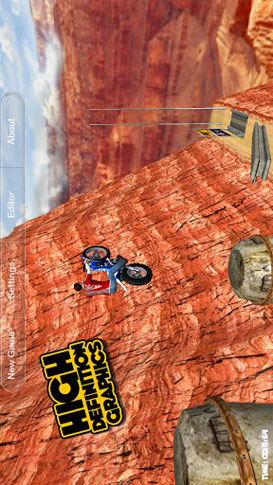 Motorbike HD Game Android