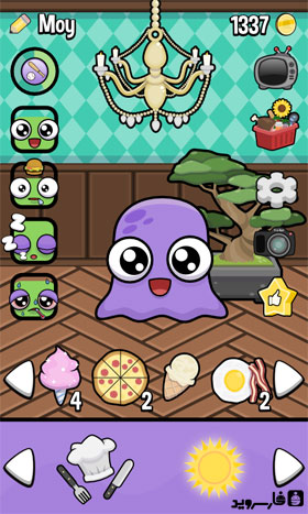 Moy 3 - Virtual Pet Game Android
