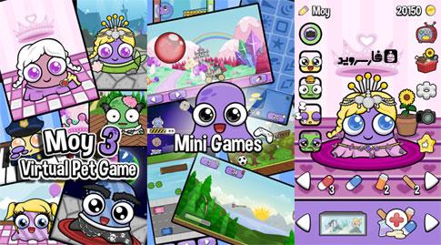دانلود Moy 3 - Virtual Pet Game - بازی موی اندروید - شبیه پو!