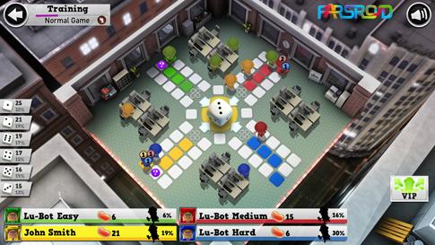 Mr Ludo Android بازی اندروید