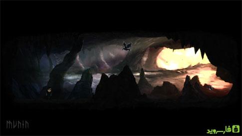 """دانلود Munin - بازی فوق العاده زیبای """"مونین"""" اندروید + دیتا"""