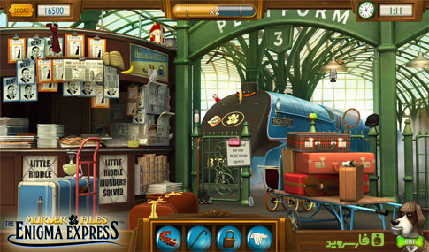 Murder Files: Enigma Express Android
