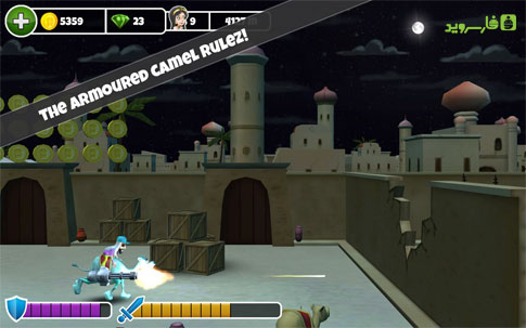 Mussoumano Game Android