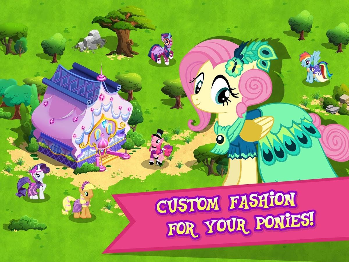 My Little Pony Android بازی اندروید