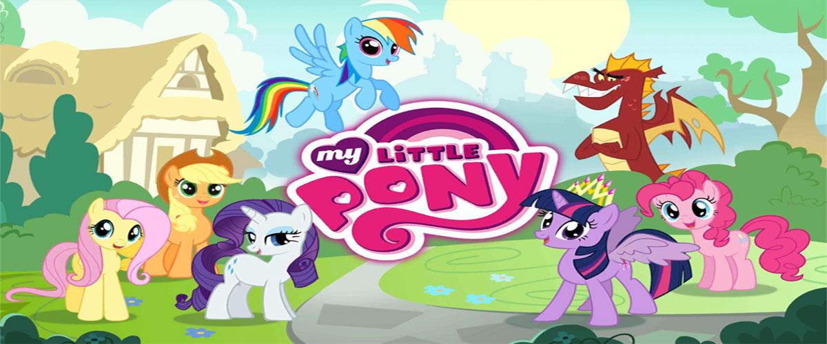 دانلود My Little Pony - بازی اسب کوچک من گیم لافت اندروید + دیتا