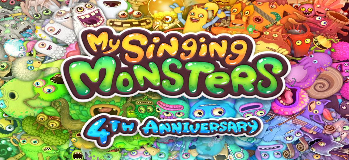 دانلود My Singing Monsters - بازی رهبری ارکستر هیولاها اندروید + مود