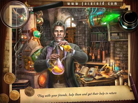 Mystery Manor - بازی معمایی جدید اندروید