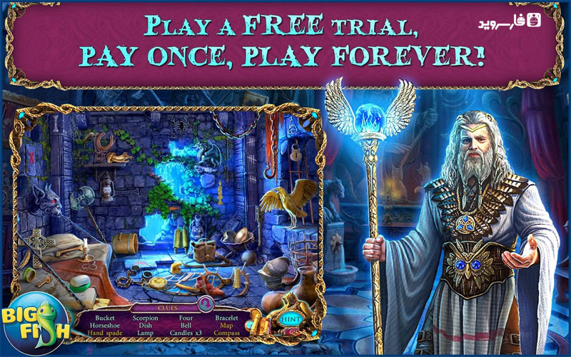 X Download Mystery: Three Guardians Android Apk + Obb SD - Google Play