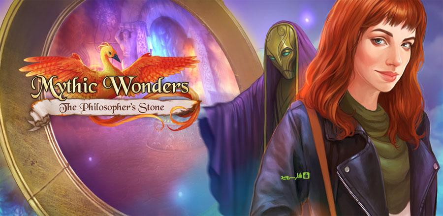 """دانلود Mythic Wonders Full - بازی ماجرایی """"عجایب اسطوره"""" اندروید + دیتا"""