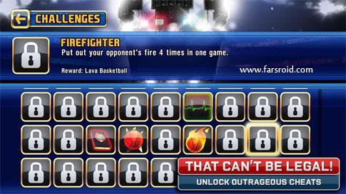 NBA JAM by EA SPORTS Android بازی اندروید - جدید