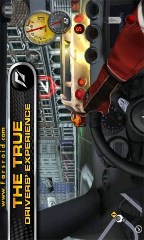 NEED FOR SPEED™ Shift Android بازی اندروید