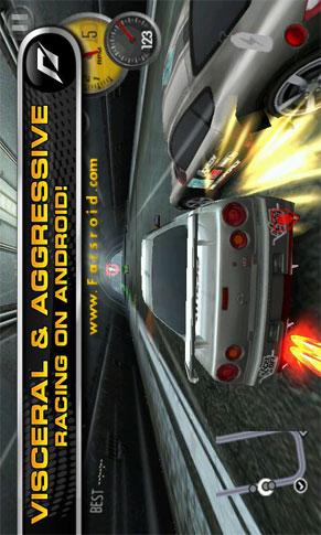 دانلود NEED FOR SPEED™ Shift 2.0.8 – بازی جنون سرعت تغییر اندروید+دیتا