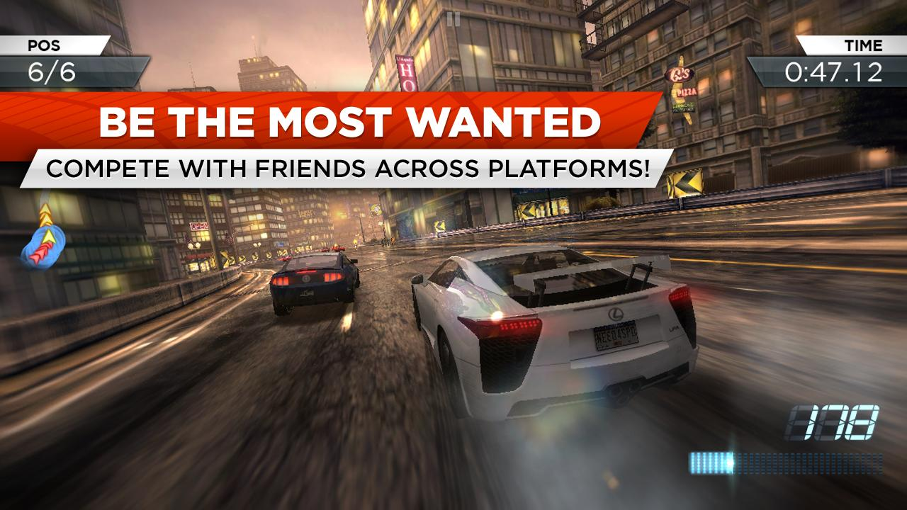 Need for Speed™ Most Wanted Android