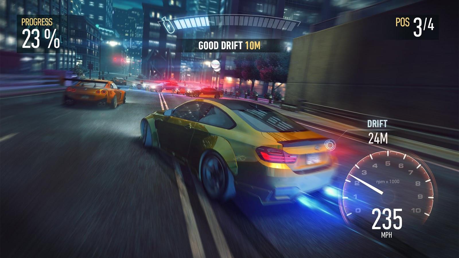دانلود Need for Speed™ No Limits 5.0.4 – بازی رسینگ نیدفور اسپید: نامحدود اندروید!