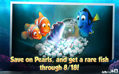 Download Nemo's Reef Android Apk + Obb SD - Google Play