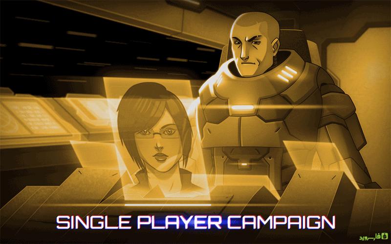 Neon Shadow Android بازی اندروید
