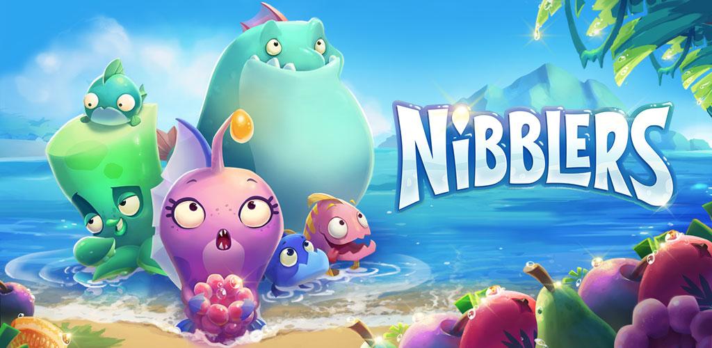 دانلود Nibblers - بازی جدید سازندگان پرندگان خشمگین اندروید + مود