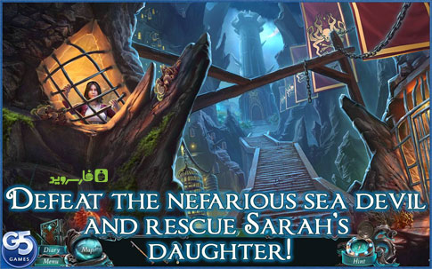 Nightmares: Davy Jones Android - بازی اندروید