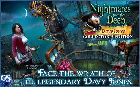 Download Nightmares: Davy Jones Android Apk + Obb SD - Google Play