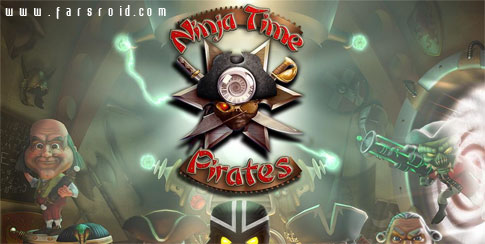 دانلود Ninja Time Pirates - بازی اکشن نینجای غارتگر اندروید!