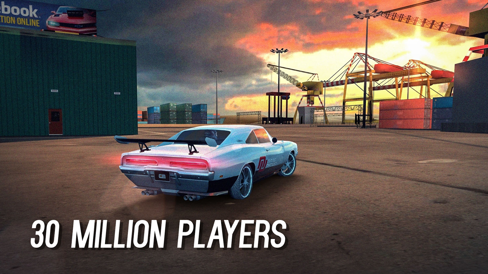 Nitro Nation Android - بازی اندروید