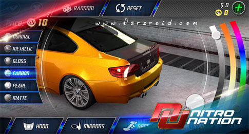 Download Nitro Nation Android Apk + Obb - NEW FREE Google Play