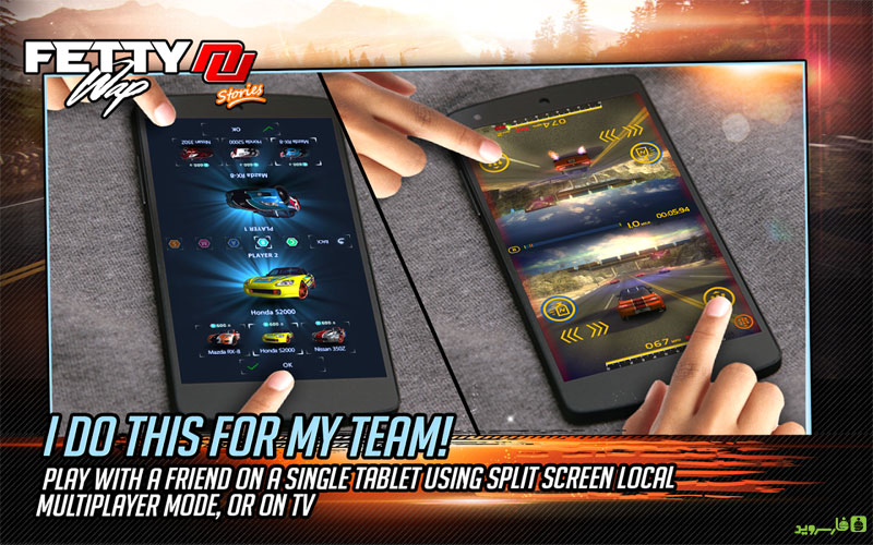 Download Nitro Nation Stories Android Game Apk + Obb SD - Google Play